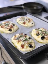 キムチっ子、パンを作り麺を作る - 今日も食べようキムチっ子クラブ (料理研究家 結城奈佳の韓国料理教室)