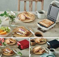 「断面萌え」な具だくさんのBIG HOT SANDWITCHが簡単にできる! - GLASS ONION'S BLOG