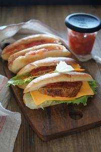 ドッグパンと紅玉ジャム - The Lynne's MealtimesⅡ