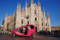 ミラノのドゥオーモ - ぶらり休暇