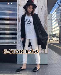 2019FW「G-STAR RAW」新作ニット入荷です。 - UNIQUE SECOND BLOG