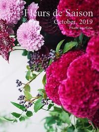 10月のお花のお稽古 - Cucina ACCA(クチーナ・アッカ)