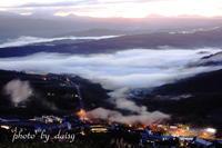 橇追山から - ロマンティックフォト北海道☆カヌードデバーチョ