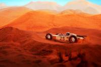 砂漠を走るHONDA F1 RA271 -   木村 弘好の「こんな感じかな~」□□□ □□□□ □□ □ブログ□□□