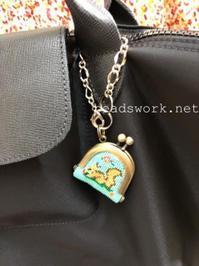 プラナカンビーズ刺繍 静岡朝日テレビカルチャーさん - プラナカンビーズ刺繍  ビーズワークと旅