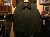 N.O.S. 90's Barbour Bedele jacket - BUTTON UP clothing