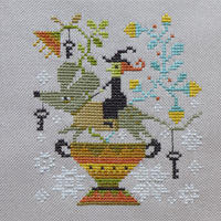 Barbara Ana Designs - Witch ride お終い - Point de X のこと