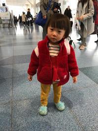 あーちゃん2歳1カ月、イギリスに行く - 毎日徒然良い加減