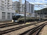「Train Suite 四季島」が八王子を通過した! - よく飲むオバチャン☆本日のメニュー