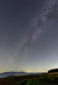 星空も季節の変わり目 - Der Golfstrom