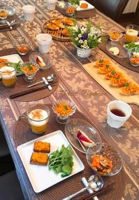 丸ごと野菜料理クラス6回コース  にんじんの会 - ミトンのマクロビキッチン