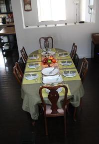 9月お教室 - Cozy Table