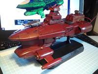 重巡洋艦チベ級 - Hyper weapon models 模型とメカとクリーチャーと……