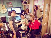 Heart&Soul Recording‼️ - singer KOZ ポツリ唄う・・・