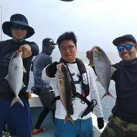 【大鱗】夏休み釣果ダイジェスト⑦ - まんぼう&大鱗 釣果ブログ