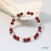 Br Rジャスパー、水晶 (4498) - natural essence : EKO PROJECT