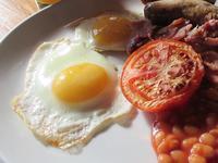 英語でレシピを読む!~食材 12:目玉焼き~ - イギリスの食、イギリスの料理&菓子