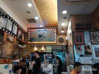 老爺冰室内装とレスリー篇 - 香港貧乏旅日記 時々レスリー・チャン