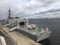 自衛隊護衛艦at大さん橋-part1- - 徒然なるままに