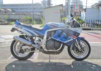 M本サン号がGSX-R1100からZ900&ペヤングパワーで朝まで作業♪ - バイクパーツ買取・販売&バイクバッテリーのフロントロウ!