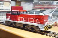 【鉄道模型・HO】HD300のお絵かき ・7 - kazuの日々のエキサイトな企み!