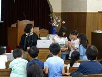 ハンドベル&トーンチャイムクラブの塗り絵抽選会 - 日本ナザレン教団 尾山台教会