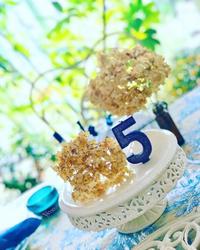 明日、nicotto 満5歳の誕生日☆ - nico☆nicoな暮らし~うつわとおやつの物語