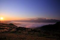 熊本県阿蘇大観峰の雲海撮影へ、、、201910月 - 優柔不断なAB型男の独り言 THE dream room.