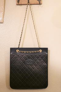 CHANEL tote bag - carboots