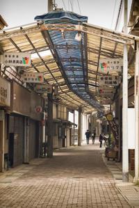 兵庫県小野市「ナメラ商店街」 - 風じゃ~