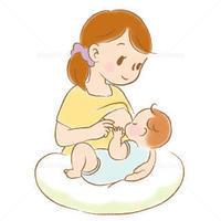 母乳が出ない(大杉) - 柚の森の仲間たち