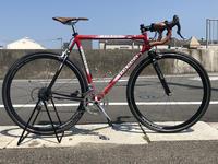 コルナゴC40の完成した姿とかうpしてみる。 - DRESS OUT  White Blog
