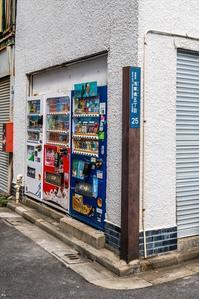 自動販売機 - TW Photoblog
