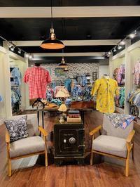 新しいアロハシャツ誕生!「kiholo kai」キホロカイのお店がダウンタウンにオープンしました。 - Takako's Diary