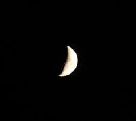 三日月と木星10/7 - つくしんぼ日記 ~徒然編~