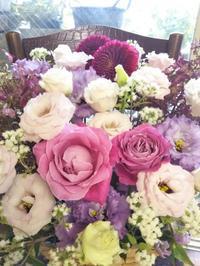 バレエの発表会のお花 - ブランシュのはなたち