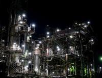 夜も更けて         工場撮影 - 休日はタンデムツーリング