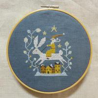 Barbara Ana Designs - Christmas Hare お終い - Point de X のこと