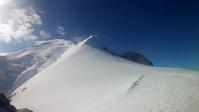 モンブラン登山 - ヨーロッパと日本の山