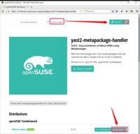 SUSE Linux でハードウェアやソフトウェアの情報を調べる - isLandcenter 非番中