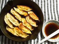 白菜漬け入りの、餃子 - Minha Praia