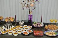 10月のテーブルコーディネート レッスン「ビュッフェスタイルのテーブルコーディネート 」 - 秋田のテーブル、秋田のごはん