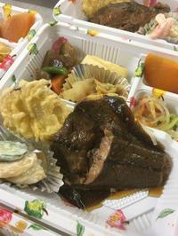 10月7日のお弁当 - あまから亭のお弁当
