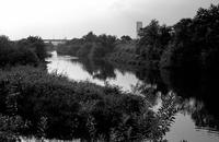 10月の河畔 - そぞろ歩きの記憶