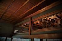 椿寿荘欄間 - SOLiD「無垢材セレクトカタログ」/ 材木店・製材所 新発田屋(シバタヤ)