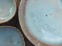 明日から陶房石さんの個展が始まります。 - アオモジノキモチ