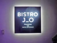 """銀座「BISTRO J_O」へ行く。 - 女性ゲームプロデューサーの""""旨い""""を探す大冒険「メシクエLV34」"""