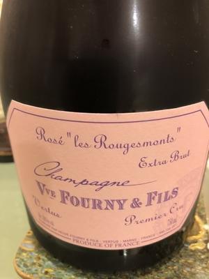 VEUVE FOURNY & FILS - Record