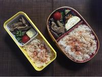 ナスの味噌炒め - 庶民のショボい弁当