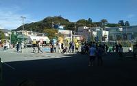 幼稚園の運動会 - ウンノ整体と静岡の夜
